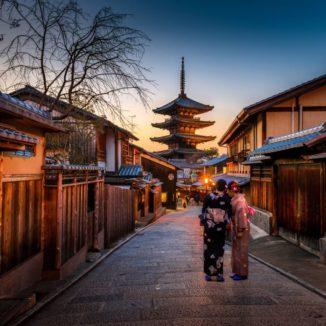 I templi più belli del Giappone