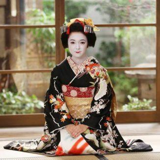 Storia del kimono