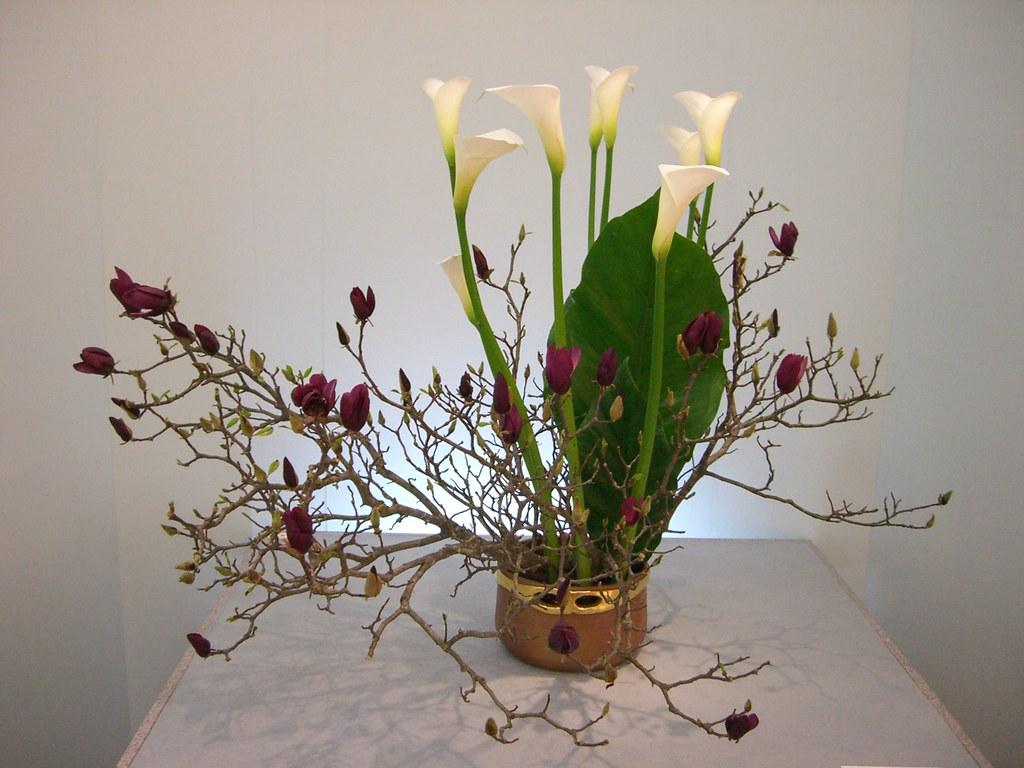 L'arte dell'Ikebana