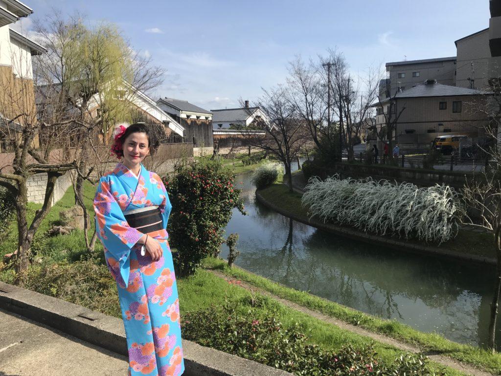 Francesca in Giappone