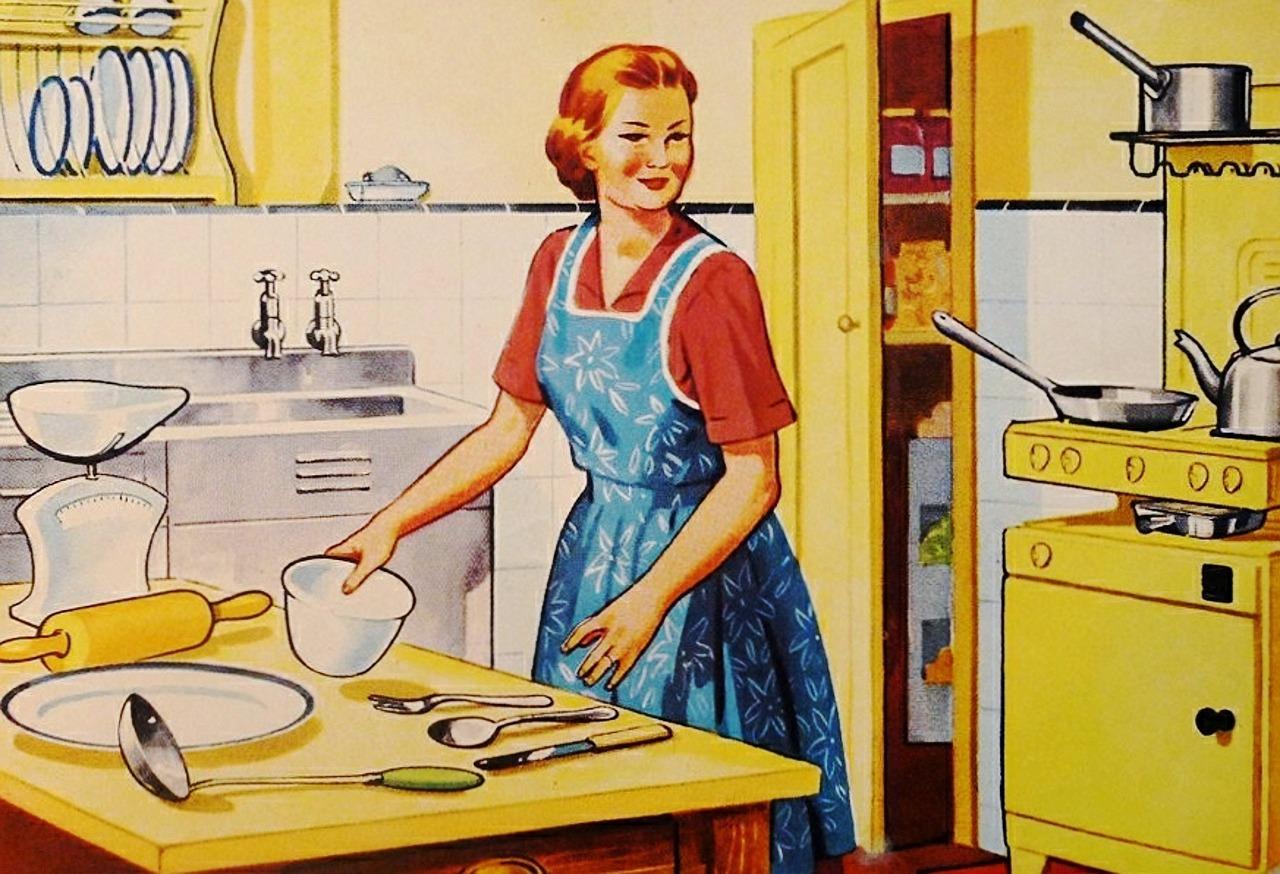 quarantena per imparare a cucinare