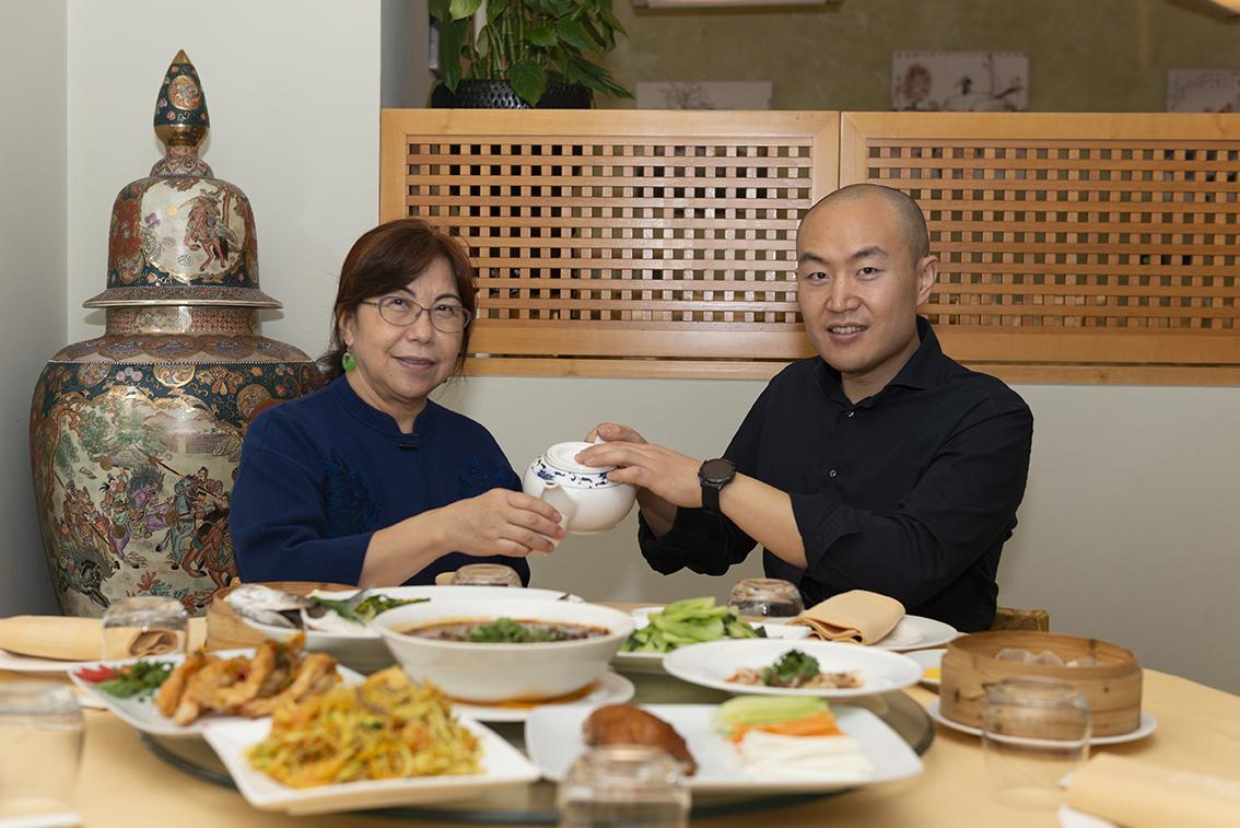 Carmen e Gigi Chin